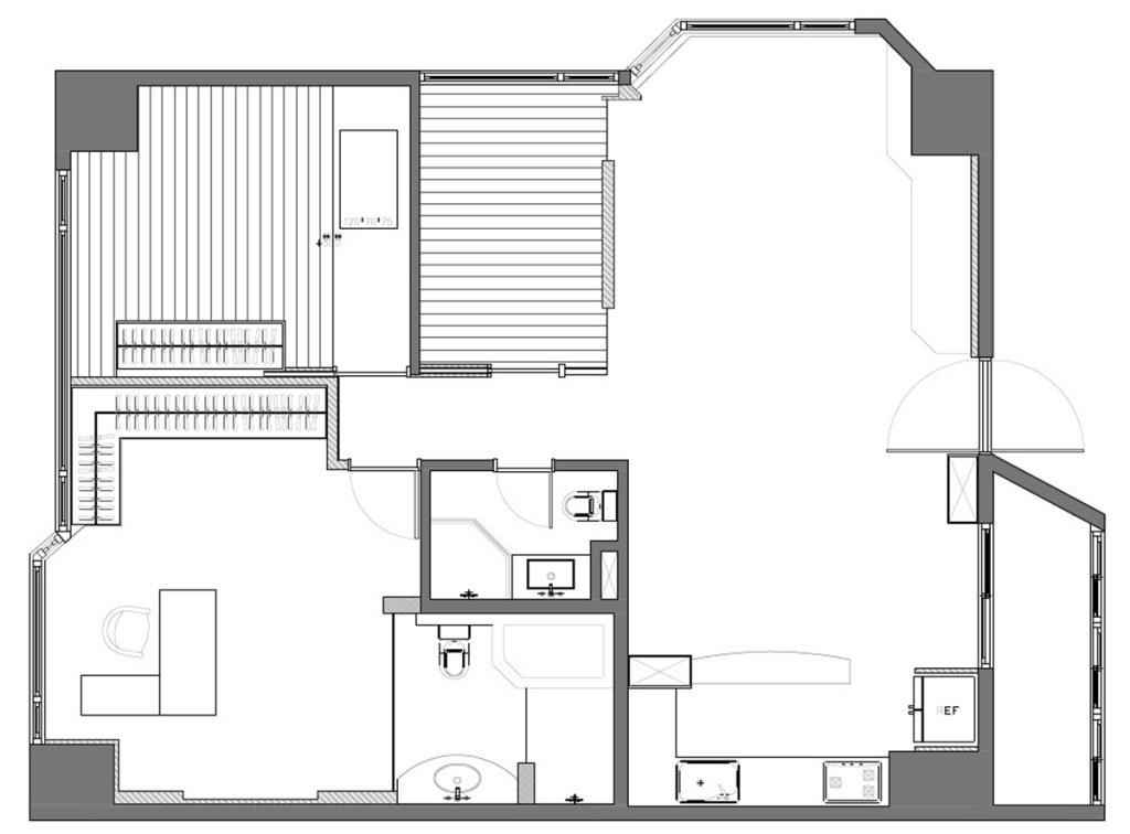 BEFORE 平面圖提供_境觀空間設計