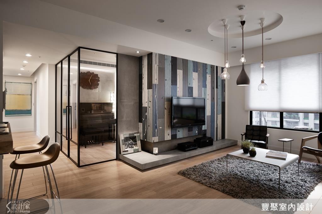 設計師將家具、空間做出完美串聯,打造出和諧的居家美感!