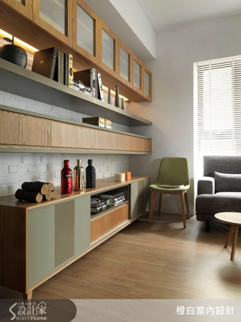 櫃體的各種可能!用櫃體創造獨特的居家風格