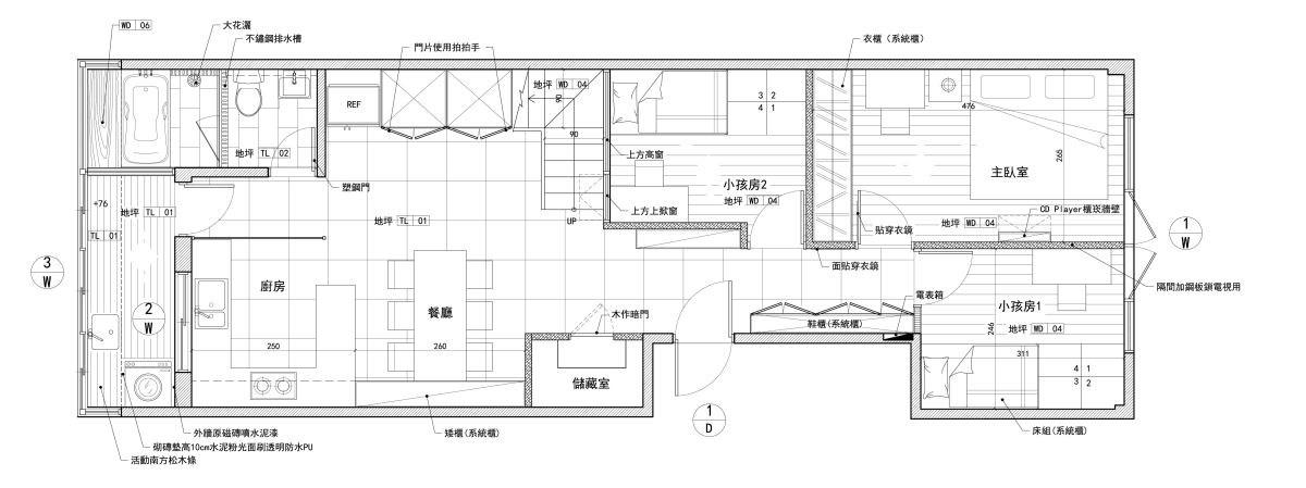 1樓 平面圖提供_果仁設計