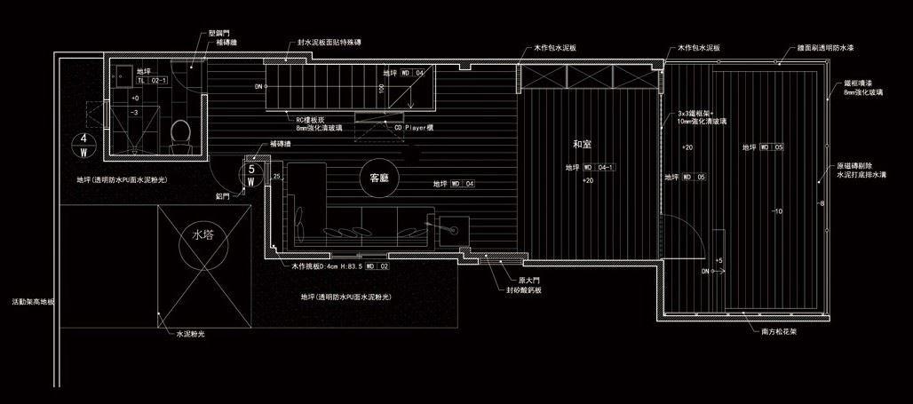 2樓 平面圖提供_果仁設計