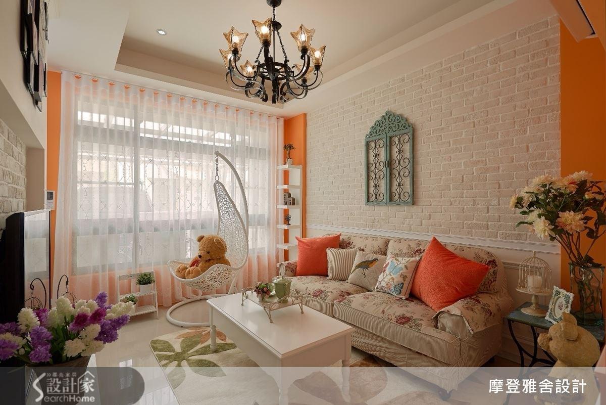 摩登雅舍的設計不只有鄉村風,透過專業空間規劃和軟裝佈置,為每個屋主打造不同空間風格是汪哥和 Vivian 的特色。不論美式、歐式、日式鄉村風,新古典或南洋峇里島風,甚至帶有東方特質的中國風或工業感的混搭設計都難不倒專業的汪哥和 Vivian。
