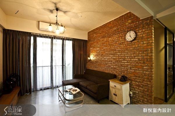 依據屋主的訴求,以不同設計風格進行混搭,讓屋齡超過30年的老屋,成為最貼心的居住空間。