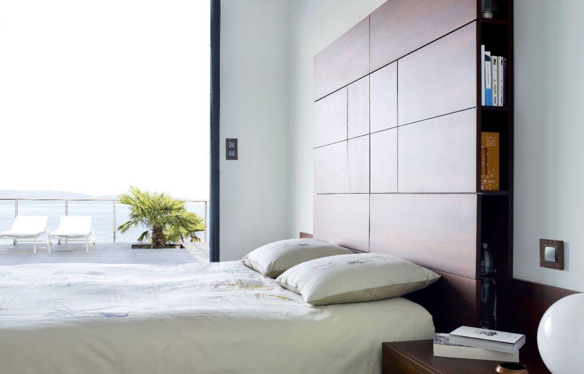開關面板設計還可貼心搭配居家色彩,選配想要的色系,讓小小的開關也可達到家中畫龍點睛之效。圖片提供_施耐德電機