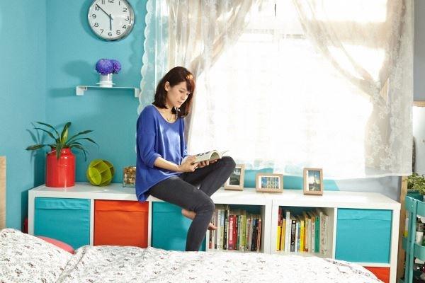 重新規劃臥房,給自己的小窩新樣貌。