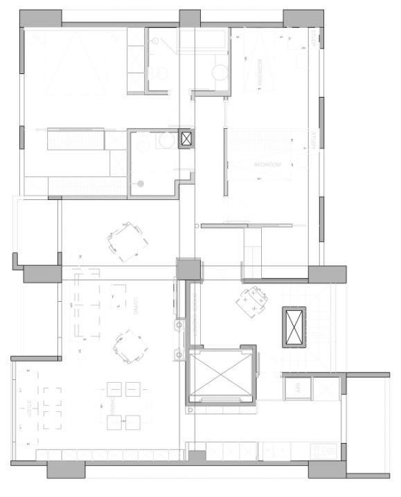 平面圖提供_郭璇如室內設計