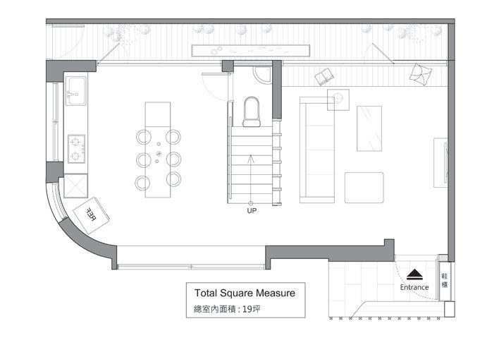 1 樓平面圖提供_好室設計
