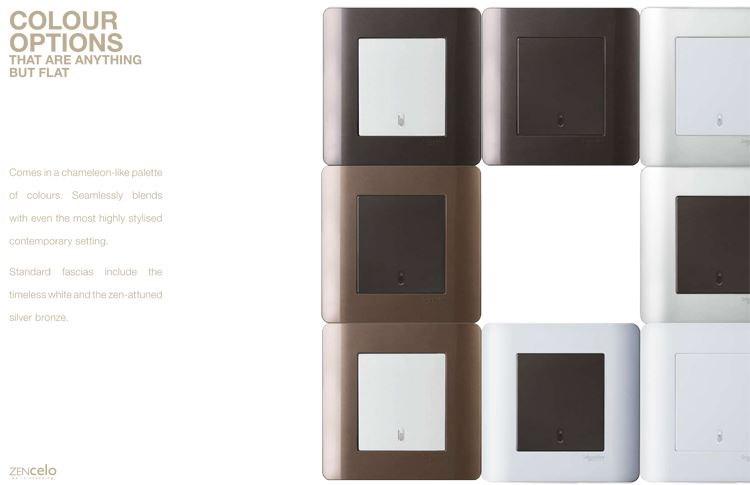 ZENcelo 針對不同風格的空間提供多種客製化的可能