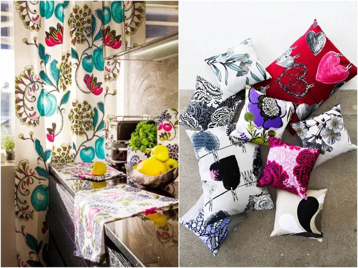 芬蘭品牌 VALLILA 擁有道地北歐血統,前衛風格以及藝術表現力,讓小資族輕鬆擁有進口家飾布為居家空間呈現活潑魅力。