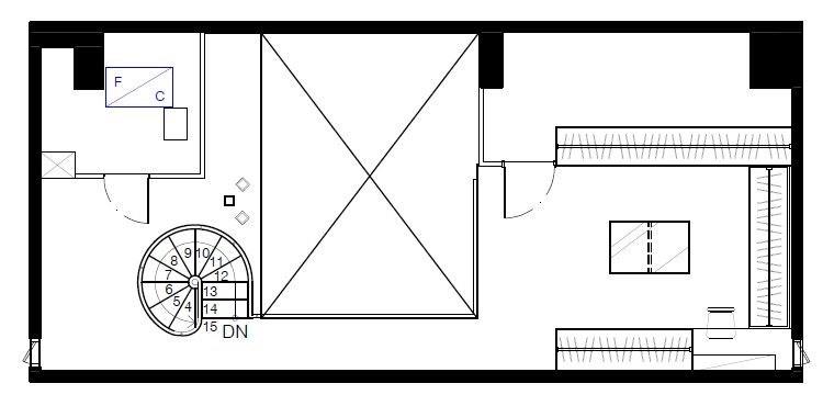閣樓_平面圖提供_明代室內設計