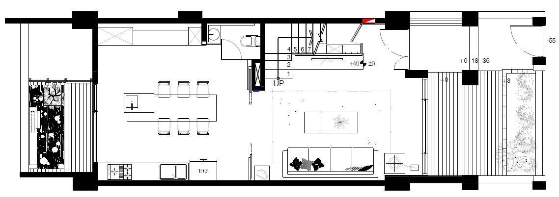 1樓_平面圖提供_明代室內設計