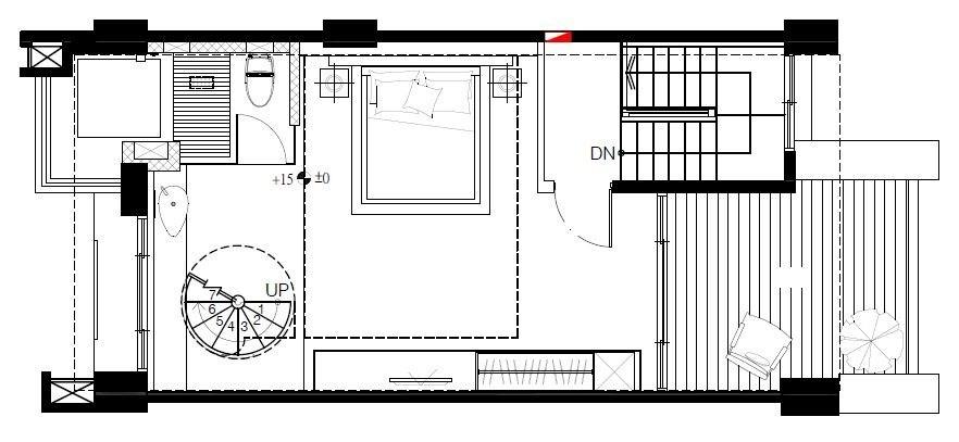 3樓_平面圖提供_明代室內設計
