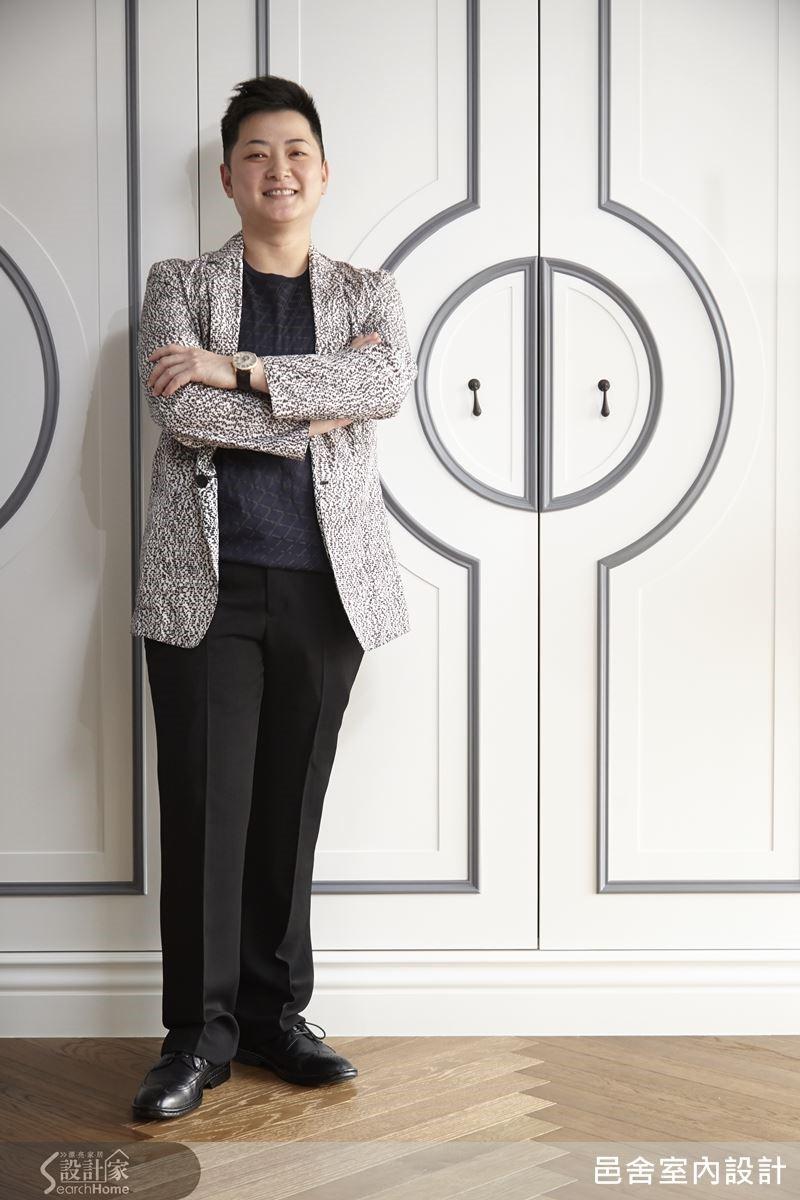 呂玉玫的好品味與堅持,不但展現在居家與個人收藏,也影響著設計師團隊。