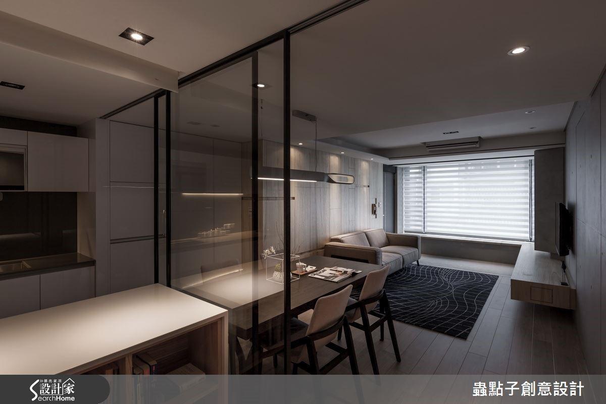 本案榮獲2014 年TID 室內設計大獎「居住空間類單層」TID獎-獎項。