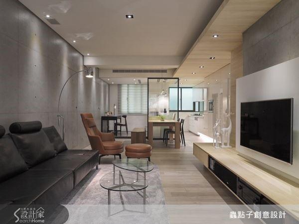 本案入圍2013 年TID 室內設計大獎「居住空間類單層」獎項。