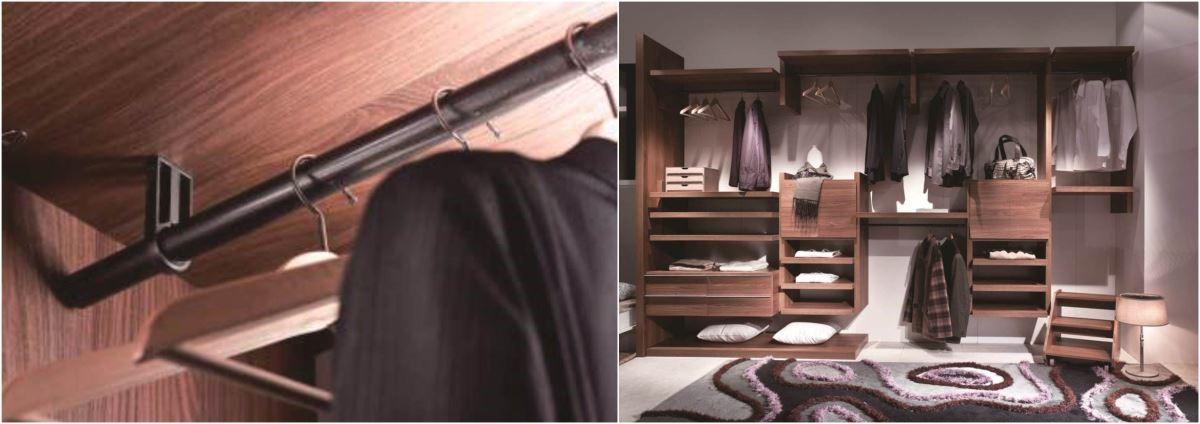 獨家開發製作的吊衣桿,無論在美觀度、耐用性都大幅提升,整體感 No.1 ( 圖片來源_伸保 )。