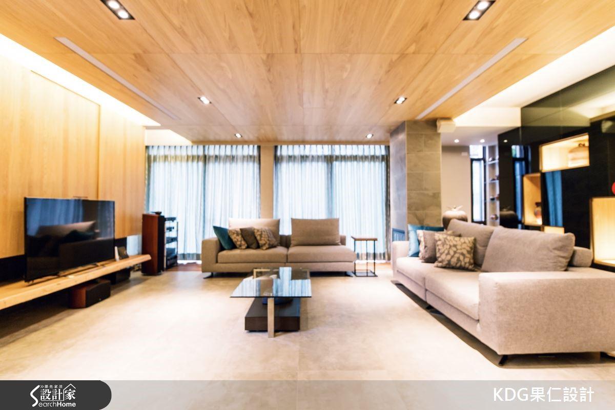 設計師創造了提升心靈奢華的居住精神,讓空間好用好住,更是涵養身心的久居好宅。
