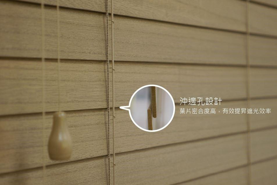 沖邊孔設計,已在台灣、中國大陸、美國、加拿大、澳洲、英國、法國、德國等地取得了專利。