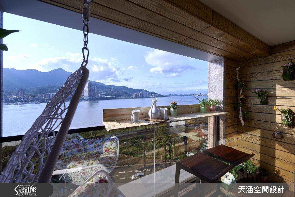 8 款精選度假風陽台 讓你在家也像環遊世界!