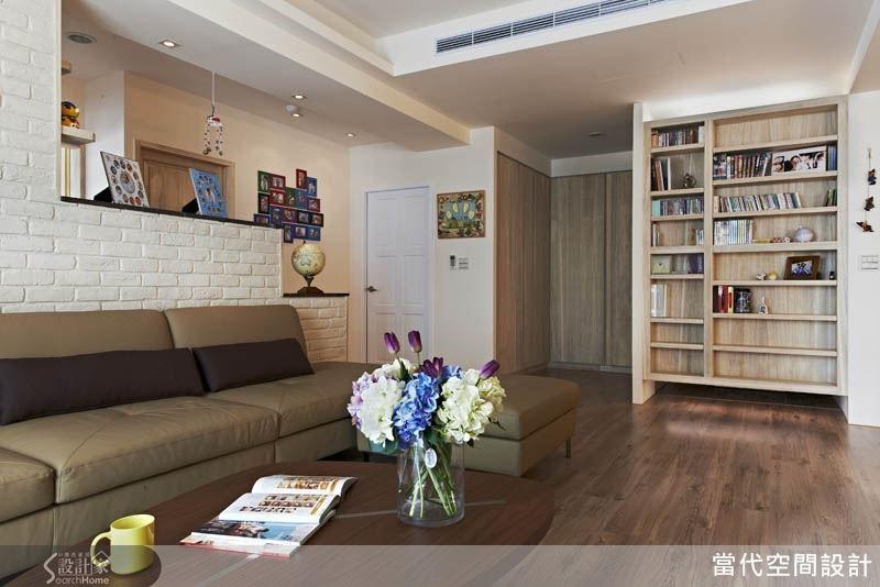 在這第二次的合作中,于懷晴與屋主夫妻的合作默契更完美,成功創造出讓所有親友都驚艷讚許的舒適居家空間!