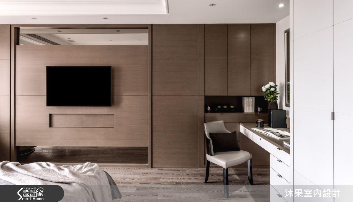 依場域的設計,打造沉穩優致的私領域空間,表現對品味生活極致的態度。