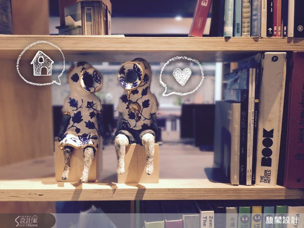 生活隨影組首獎_葉蕙慈作品「好美」-我們坐在這裡,笑著拼湊未來,想像著我們的家。好美。