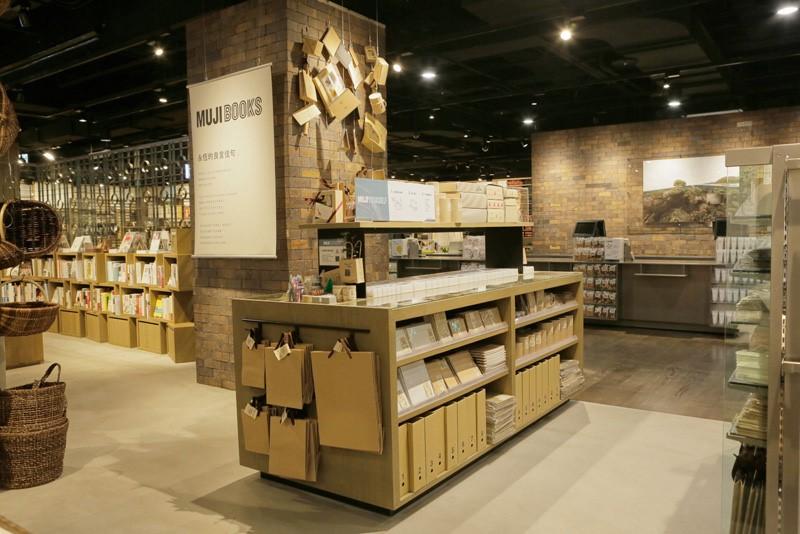 MUJI無印良品台南旗艦店利用台南在地古蹟與城市特色,製作4款印章,讓民眾自行設計唯一風格的