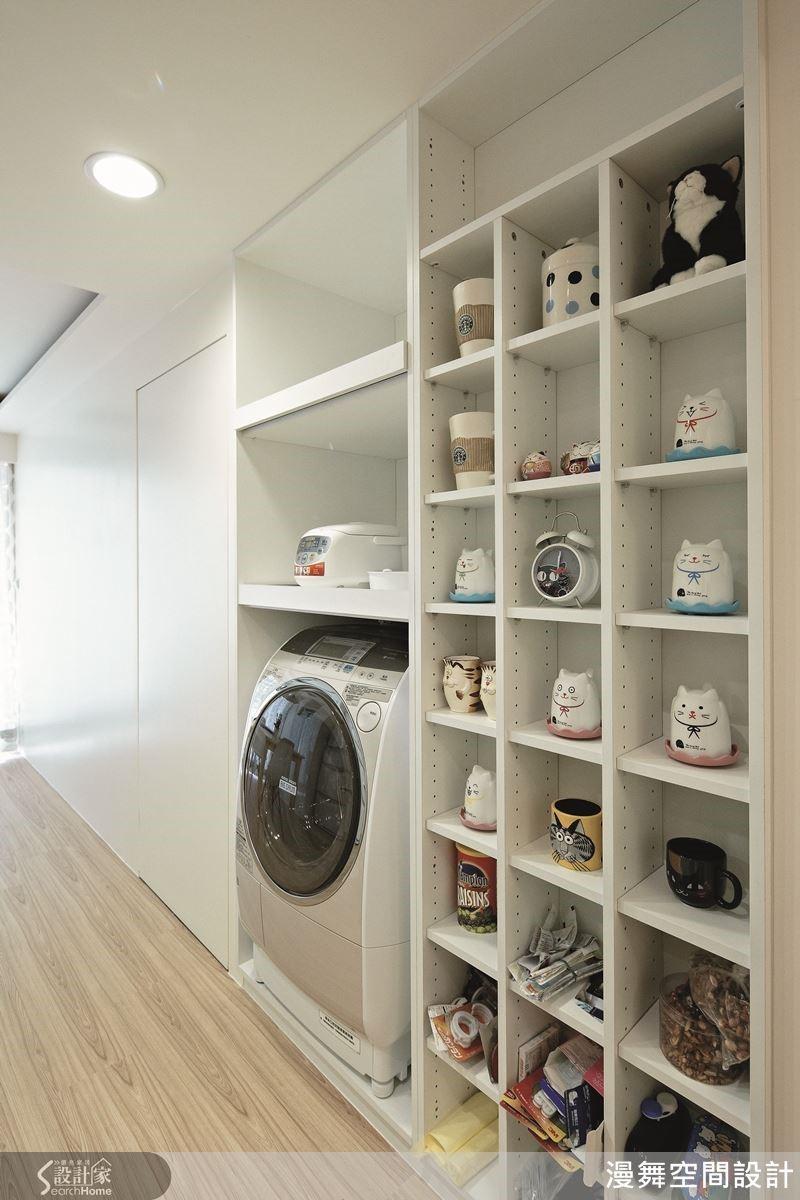 很多大人也有收藏小玩意兒的興趣,這些都是裝飾空間最棒的靈感來源。