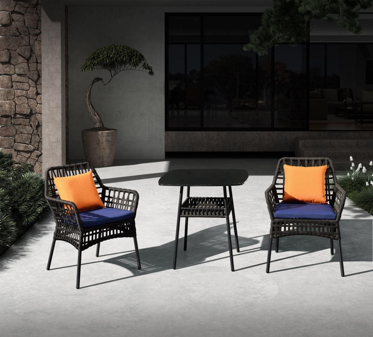VIOLAS-雅致的情人座椅,除了外型的設計感十足外,也無須佔用太多空間坪數,讓空間視覺也能整齊劃一。