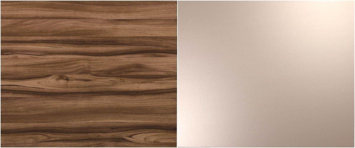 【麗晶門板材質】使用亮面好清潔的義大利進口麗晶門板材質,閃耀著璀璨奢華光澤,跳脫傳統廚房制式印象,成為時尚耀眼料理舞台。圖片提供_櫻花廚藝生活館