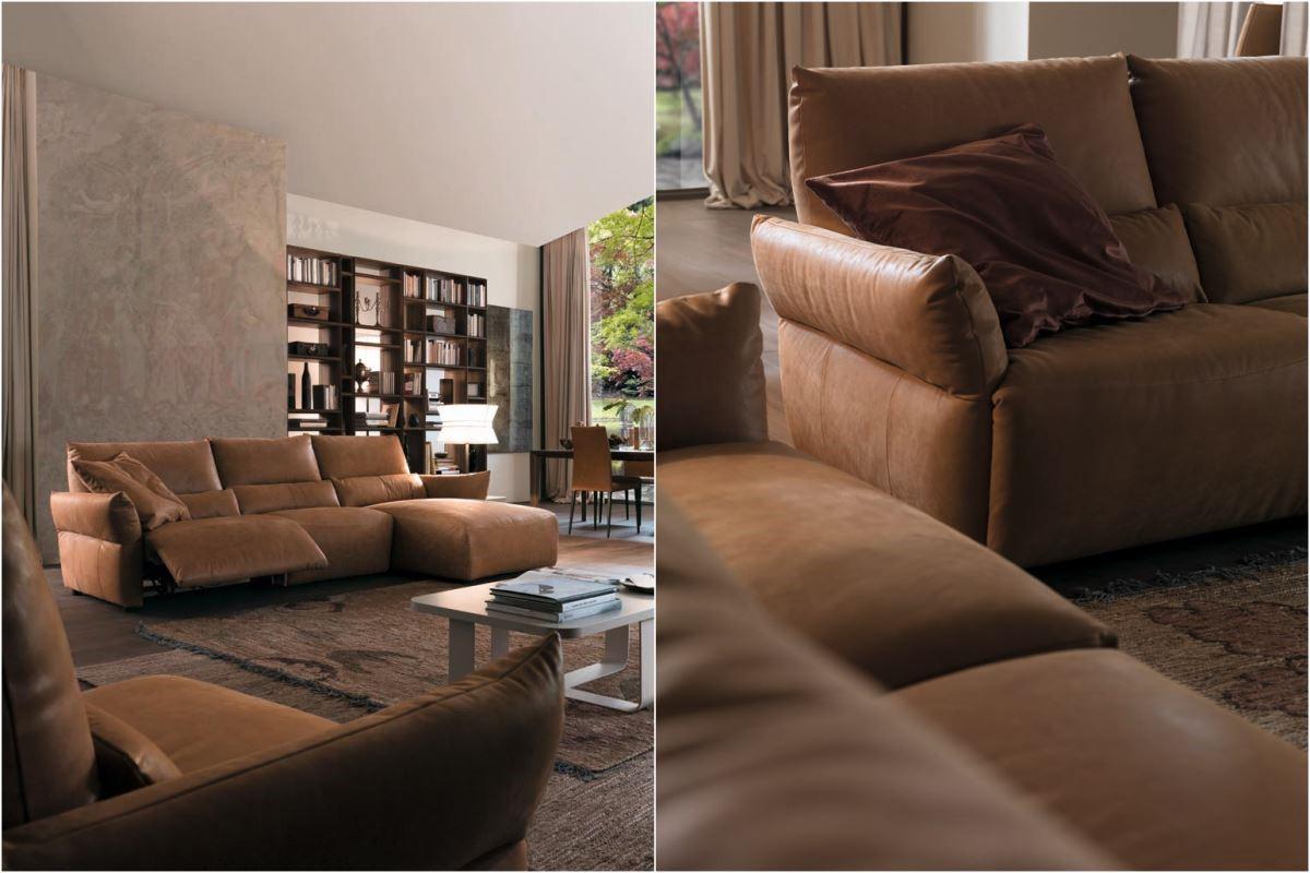 EMMA 的直立式扶手,充分滿足講究空間坪效的都會住宅需求。