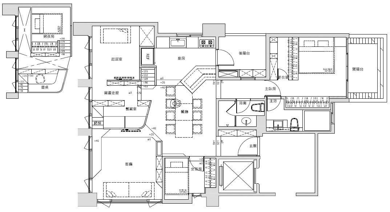 立體圖片提供_蒔築設計
