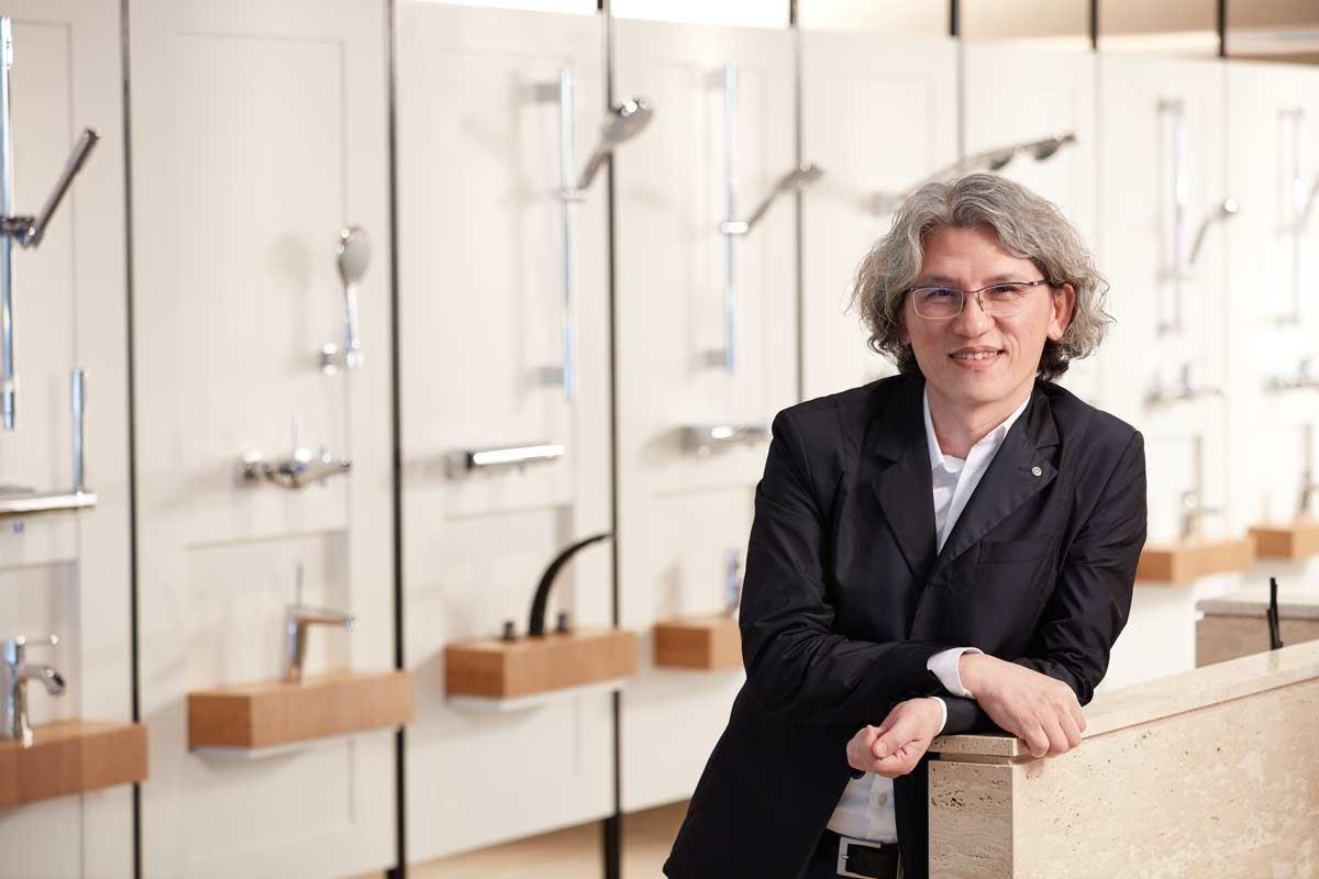 德國精品衛浴品牌 GROHE  V.S  空間制作所高弘樹設計師,暢談未來空間衛浴趨勢