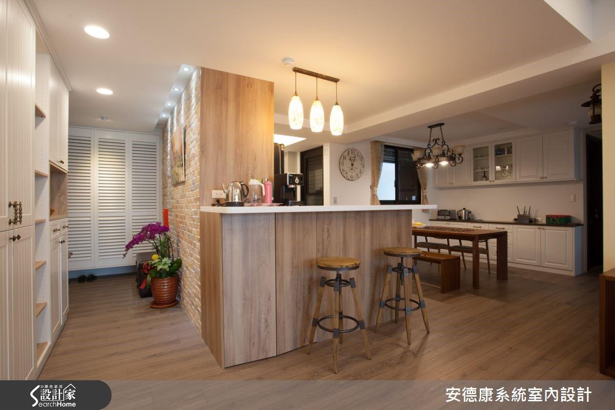 善用系統家具與櫃體左經典元素,為夫妻二人打造甜蜜小窩!