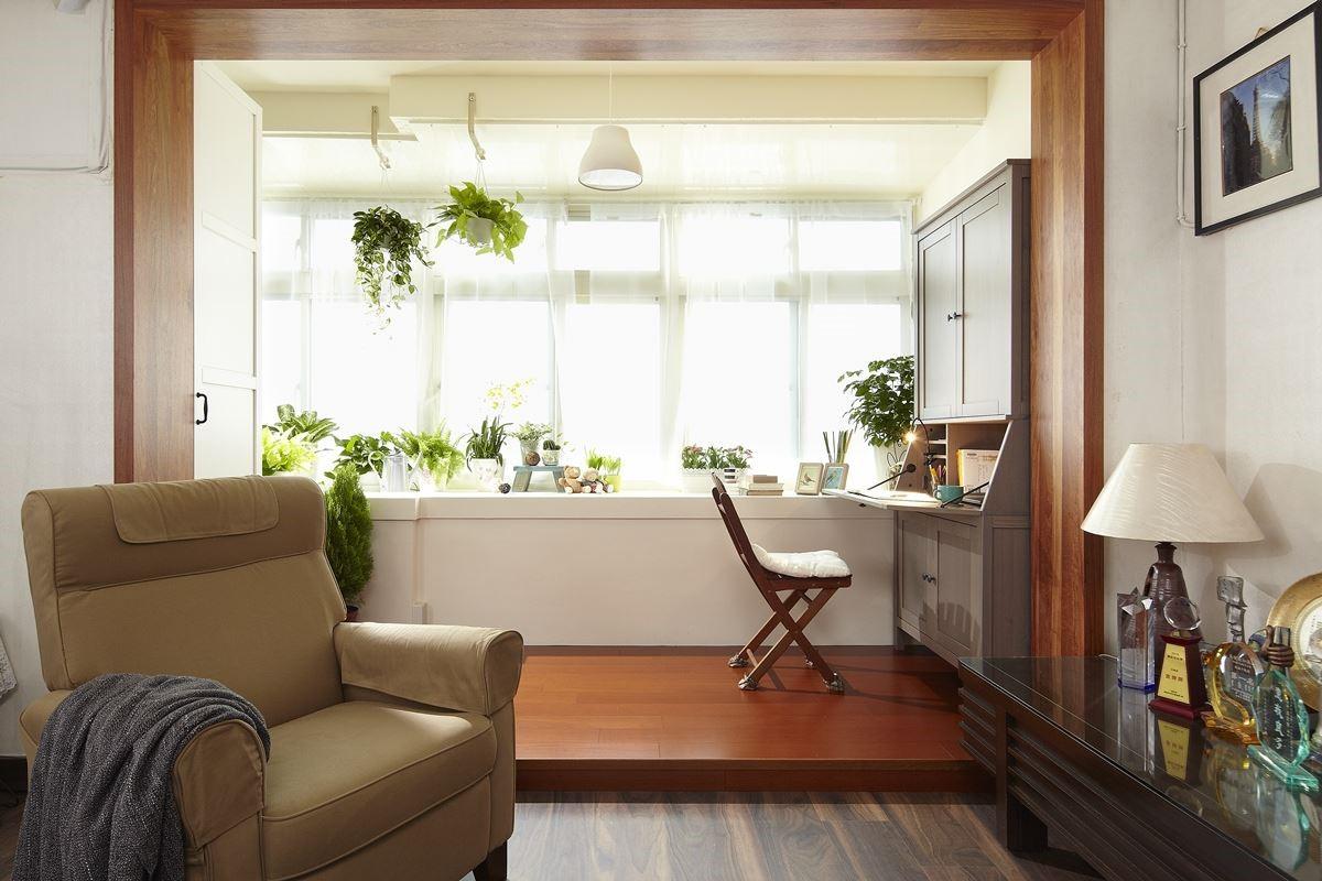要如何利用現成的家具與家飾,讓陽台重獲新生?