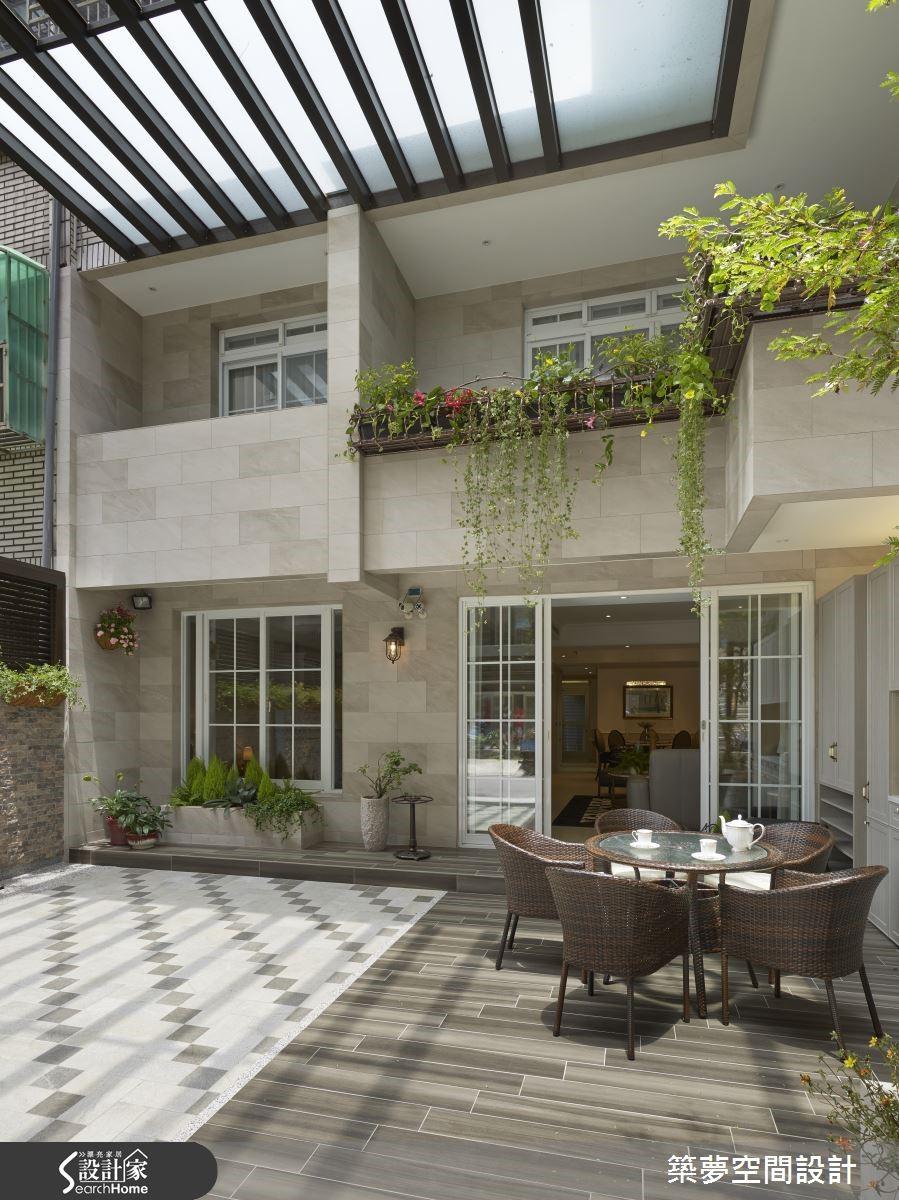 重新規劃的 3 房 3 廳,讓全家人都能擁有寬敞的生活動線。