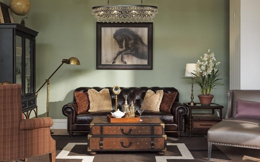 傢具的整體搭配,最好還是聽從設計師的專業意見,比較不會出錯。