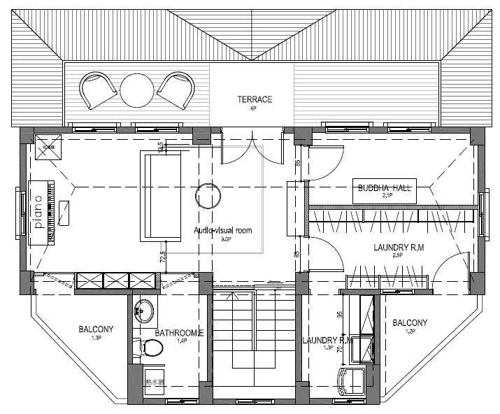 4 樓平面圖提供_尚展空間設計