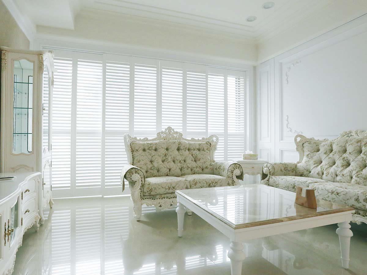 與古典家具搭配,更顯高雅的室內風格。