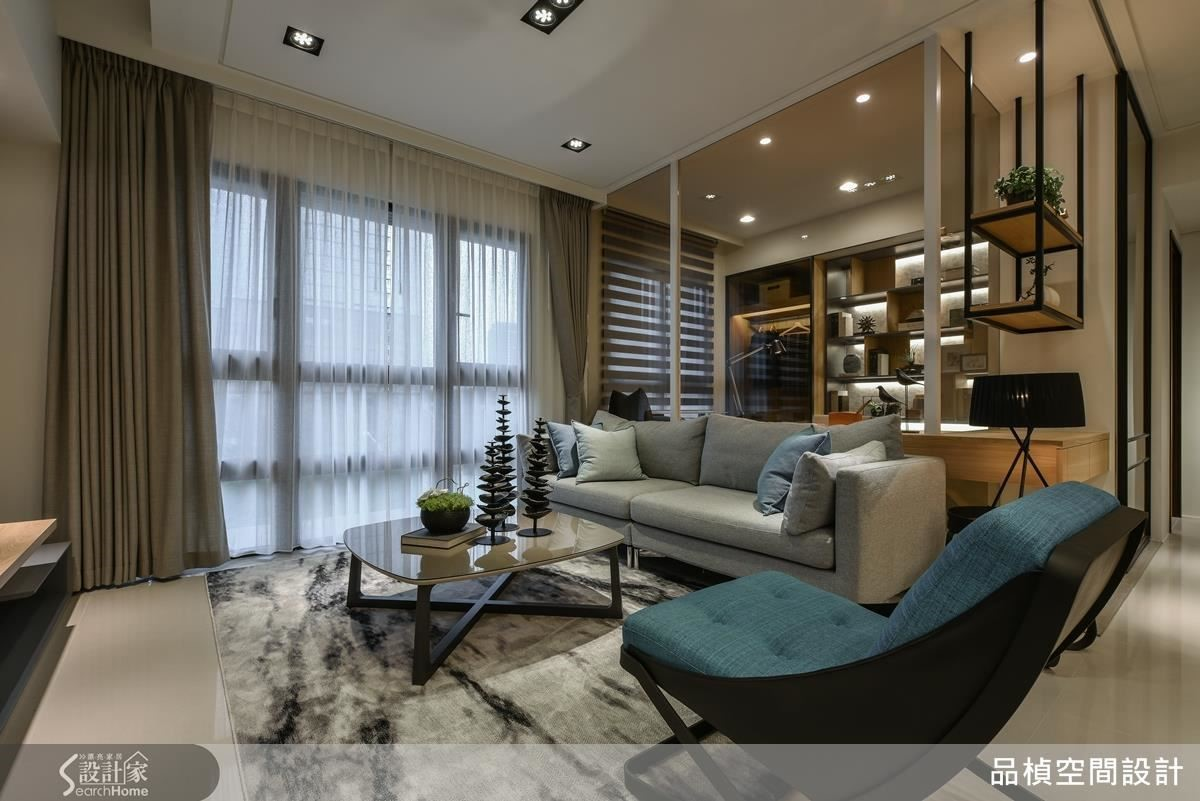 【TV】25坪的伸展 打造空間舒暢尺度