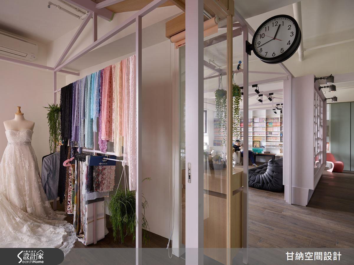 誰說空間動線一定要靠走廊串連?今天讓我們一起來看看「沒有走廊的家」!