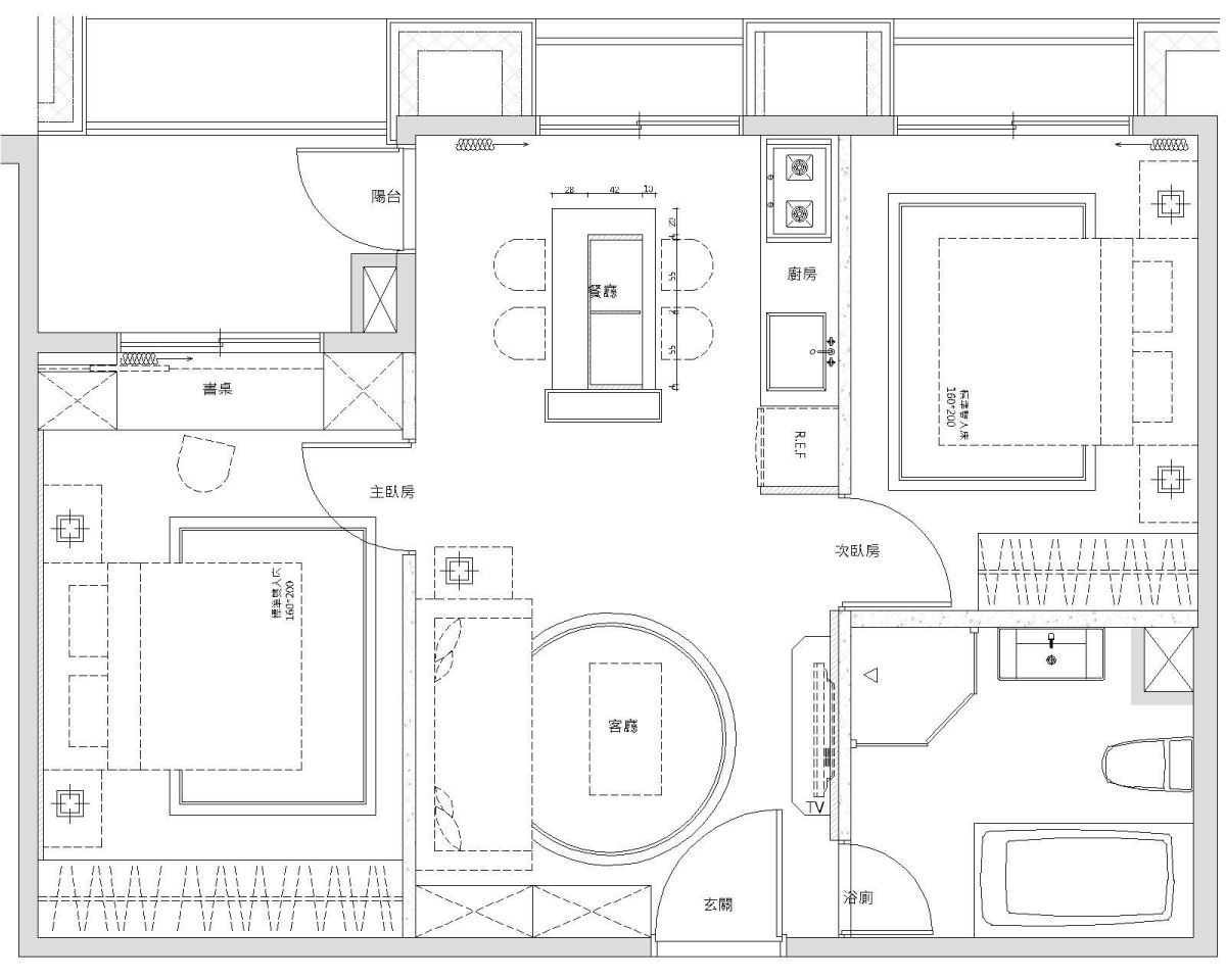 After 平面圖片提供_蒔築設計