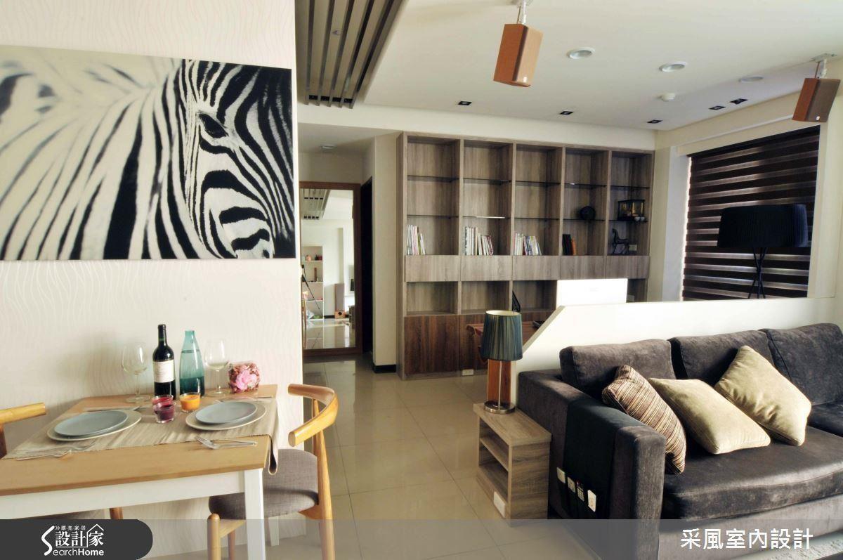 設計團隊改造屋主的舊家具,成功位屋主控制預算。