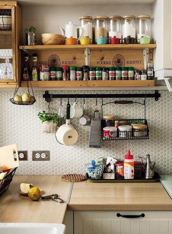 不管你是小資族、 DIY 狂熱分子還是精算達人,都能找到最適合自己的廚房規劃!