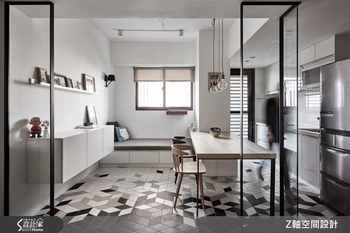 如果你是居住在小空間、雜物眾多的核心家庭,一定會愛上超實用複合機能設計!