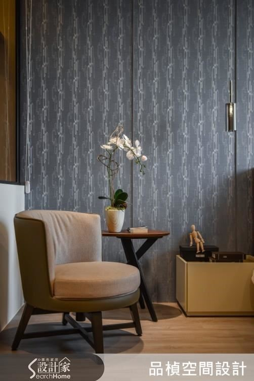 主臥隱私自由度高,需隱私時便能放下房內窗簾。
