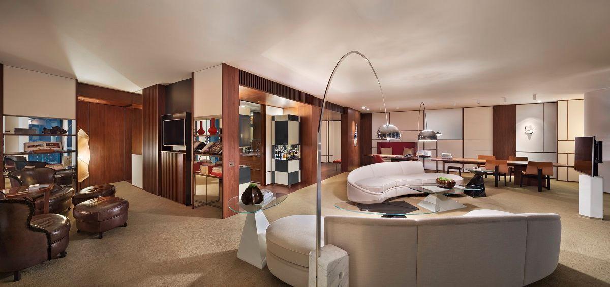 Andaz Tokyo Toranomon Hills 藝術酒店由大師操刀,優雅展現大和精神。