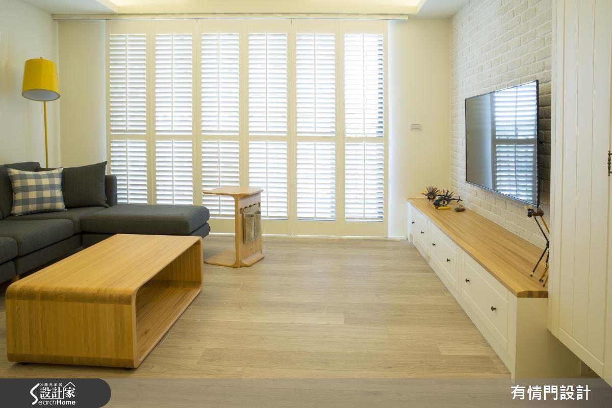 梣木有著堅硬特性,相當適合運用在大跨距家具上。