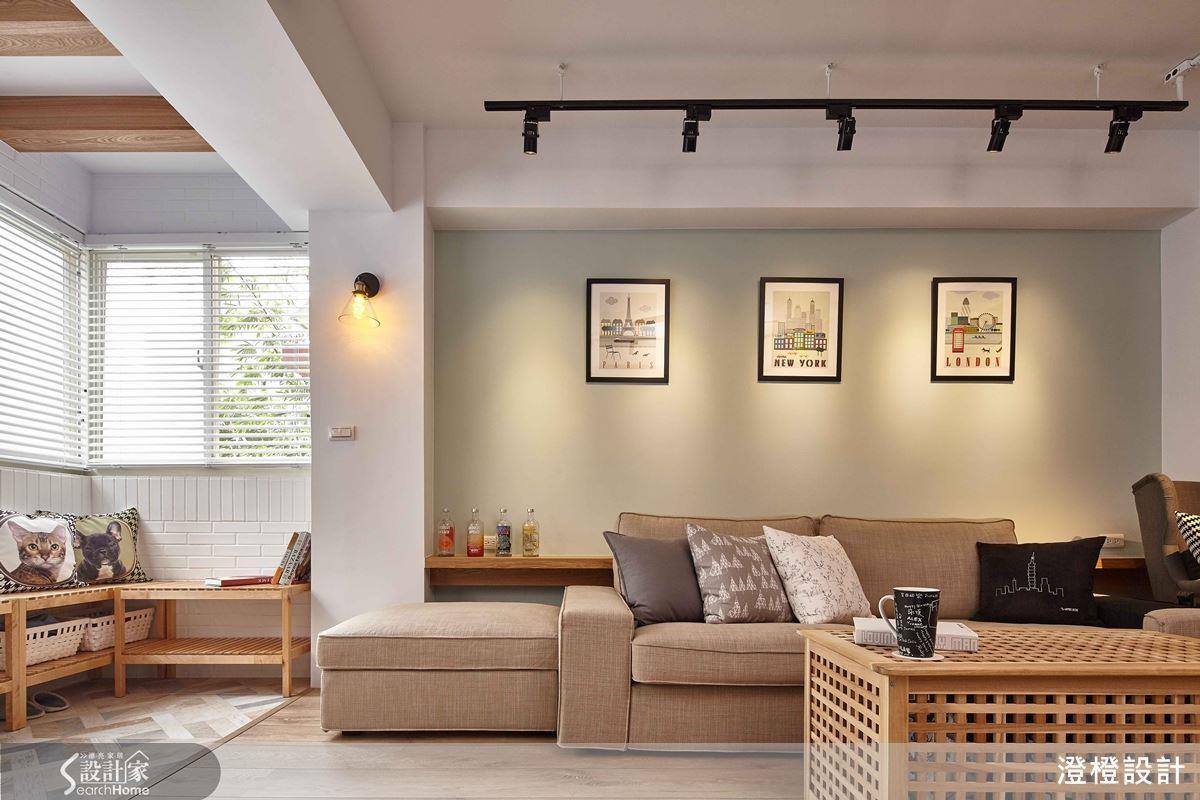 同時達到風格營造與調節光源的功能,讓居家氛圍隨心所欲。