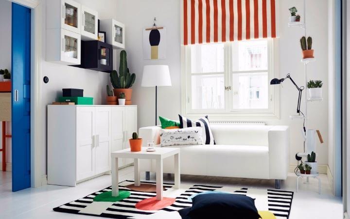 對單身租屋族而言,善用移動式家具、色彩搭配與 DIY ,就能打造獨一無二的小天地!